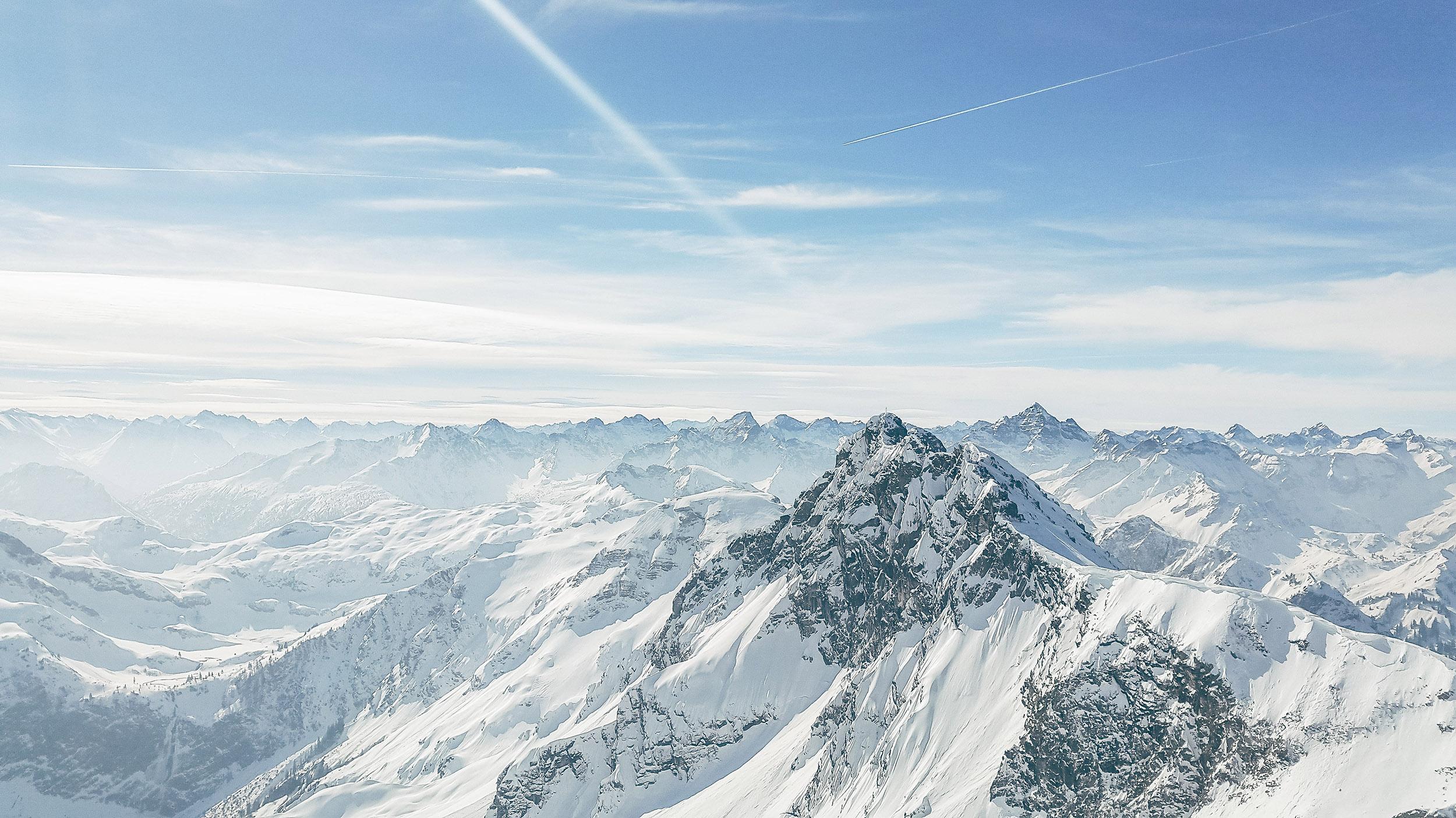 Österreich: Ein Wintersportparadies